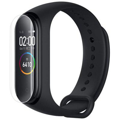 Full Cover Screen Protector For Xiaomi Mi Band 4 6Pcs