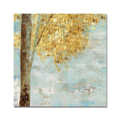DYC Nordic Abstract Money Tree Print Art