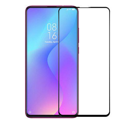 Mrnorthjoe Full Screen Coverage Tempered Glass Film for Xiaomi Mi 9T Pro