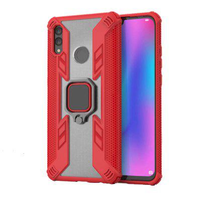 Mrnorthjoe Ring Buckle Protective Phone Case Cover for Huawei Honor 10 Lite