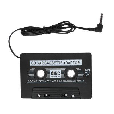 AUX 3.5MM Universal Classic Car Audio Tape Cassette Adapter