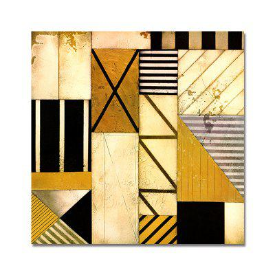 DYC Home Decoration Retro Geometrische Figur Print Art