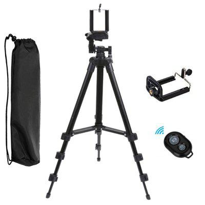 3 in 1 Three-way Universal Tripod Camera Clip Holder/Remote Control for Mobile
