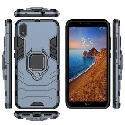 Ring Buckle Armor Phone Case for Xiaomi Redmi 7A
