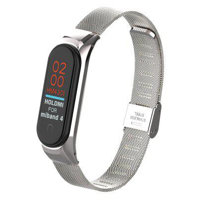 New Fashion Smart Bracelet Mesh Watchband for Xiaomi Mi Band 4