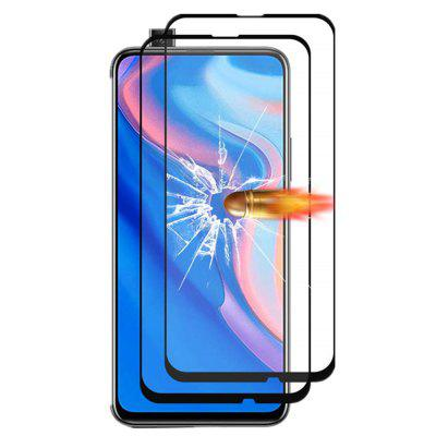 Full Coverage Glass Screen Protector for Huawei P Smart Z / Y9 Prime 2019 2pcs