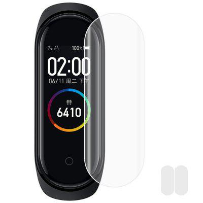 Full Cover Screen Protective Film for Xiaomi Mi Band 4 Smart Wristband 2PCS