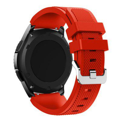 Banda De Relógio 20 / 22MM Para Samsung Galaxy Gear S3 Frontier Watch