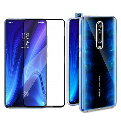Screen Protector TPU Phone Case for Xiaomi Mi 9T / 9T Pro / Redmi K20 / K20 Pro
