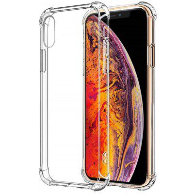 TPU Ultra-thin Soft Back Phone Case for iPhone Xs / iPhone X 5.8