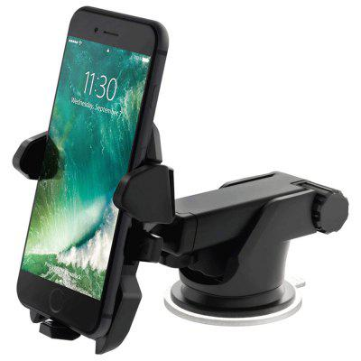 360 Degree Rotating Adjustable Car Mount Universal Phone Holder Windshield Mount