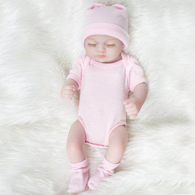 10 Inch Reborn Baby Dolls Newborn Doll For Kids Gifts