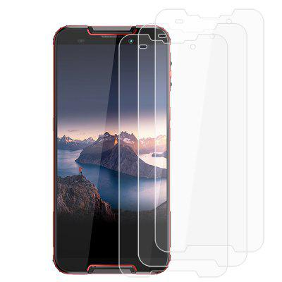 JOFLO 9H Tempered Glass Screen Protector Film for CUBOT Quest - 3pcs