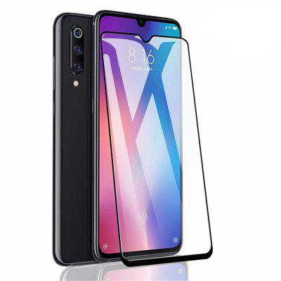 Full Coverage Glass Displayschutzfolie für Xiaomi Mi CC9 / Mi 9 3PCS