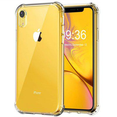 TPU Ultra-dünner Soft Back Phone Case für das iPhone XR (2018) 6.1