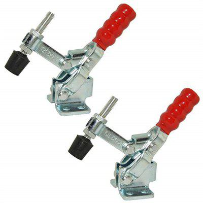 GH-12050 Handle Vertical Type Quick Release Tool Toggle Clamp 2PCS