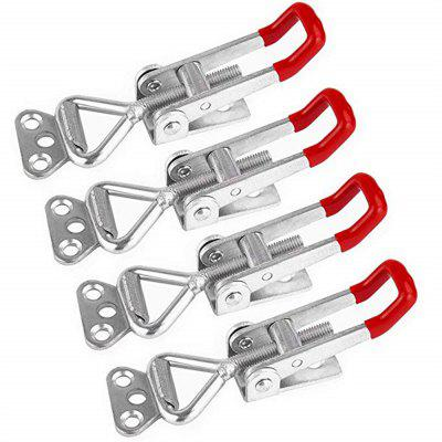 GH-4001 Quick 100KG Hold Holding Capacity Latch Hand Tool Toggle Clamp 4PCS