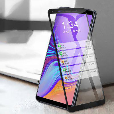 Tempered Glass Full Screen Protector for Samsung Galaxy A9 2018