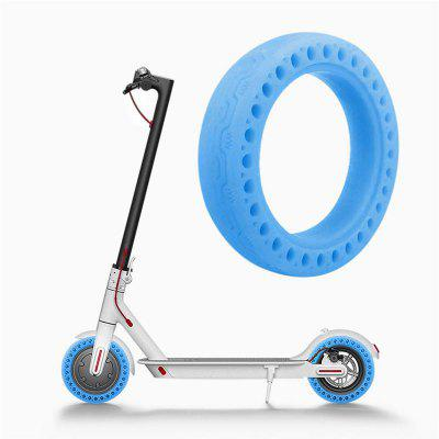 Luminous Solid Tire Replacement Spare Parts Tire For Xiaomi Mijia M365