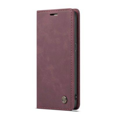 CaseMe Ultra-thin Magnetic Flip Leather Wallet Phone Case for Samsung Galaxy S7