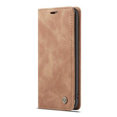 CaseMe Ultra-thin Retro Leather Wallet Phone Cases for Samsung Galaxy S7 edge