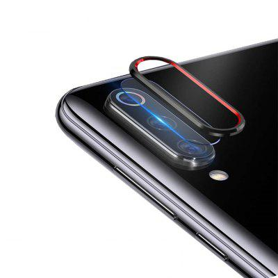 2 in 1 Camera Lens Protector Ring Tempered Glass Film for Xiaomi Mi 9 SE