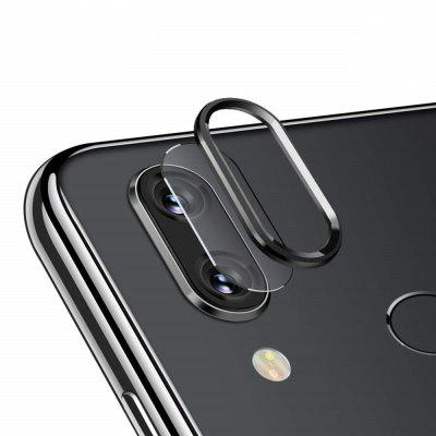 2 in 1 Camera Lens Protector Ring Tempered Glass Film for Xiaomi Redmi Note 7