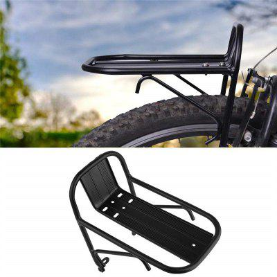 Bicycle Front  Alloy Aluminum Bike Carrier Rack Luggage Shelf Bracket