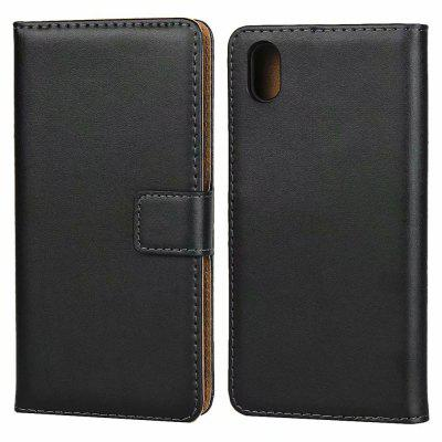 Wallet Flip Magnetic Leather Phone Case for Xiaomi Redmi 7A