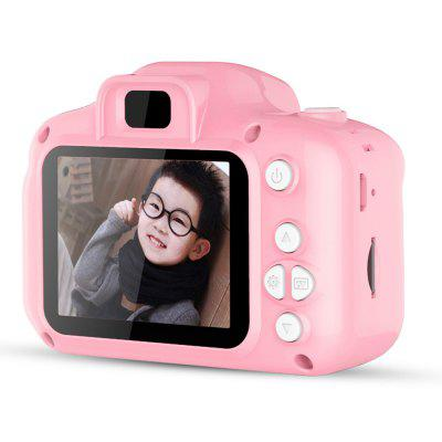 Durable 2-INCH HD Screen Rechargeable Digital Mini Camera for Children Outdoor