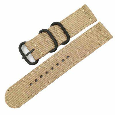 Woven Nylon Watch Sport Strap For Samsung Galaxy Gear S3 S2 Fabric Band