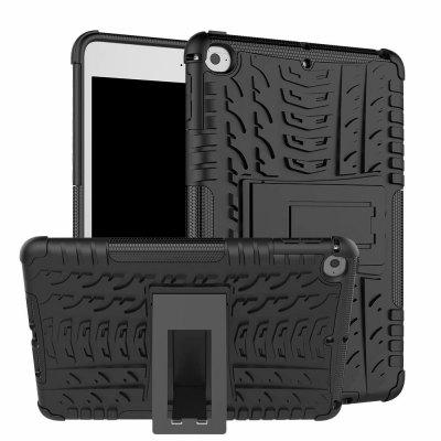 CHUMDIY 3D Relief Double-protection Tablet Case with Stand for iPad Mini 4/5
