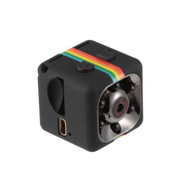 SQ11 1080P HD IR Night Vision Camera Mini Portable Camera Outdoor Sport DV Camera Support Motion Detect