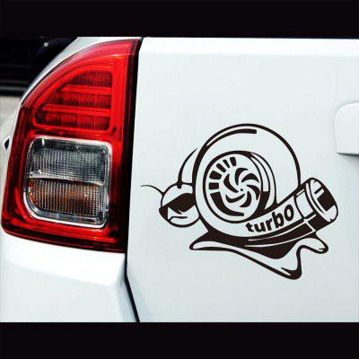 Turbonail Car Sticker Car Background Decoration Sticker