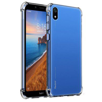 CHUMDIY Protection Transparent Soft TPU Silicone Phone Case for Xiaomi Redmi 7A