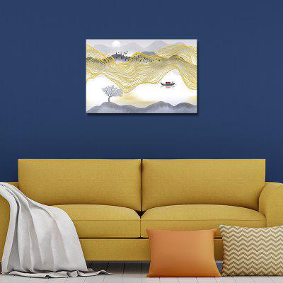 DYC New Chinese Abstract Landscape Art Print Art