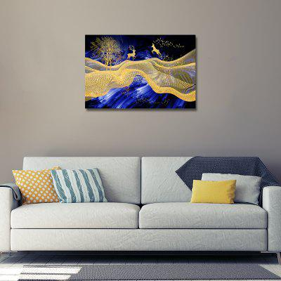 DYC New Chinese Art Abstract Landscape Print Art