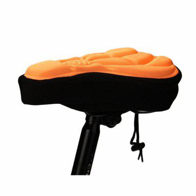 Bicycle 3D Silicone Sponge Cushion Cover