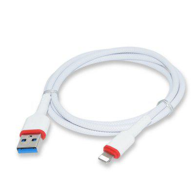 Ice-bingo Mobile Data Line For 8Pin Usb 1M PVC Fast Charge
