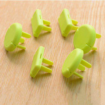 Safety Socket Cover for Children and Babies Protection 6PCS