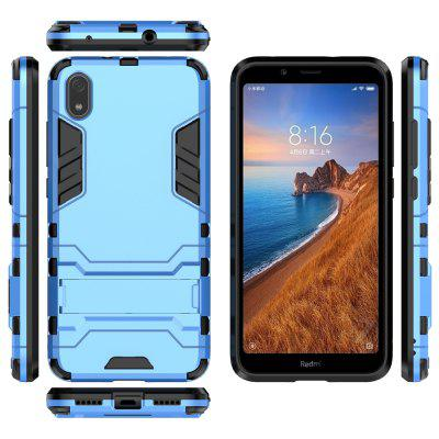 Cool 2 in 1 Shelf Protection Phone Case for Xiaomi Redmi 7A