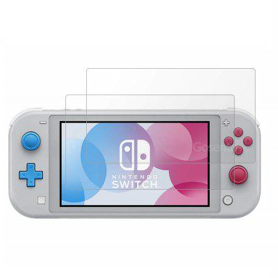 9H Tempered Glass Anti-Scratch Screen Protector for Nintendo Switch Lite 2Pcs