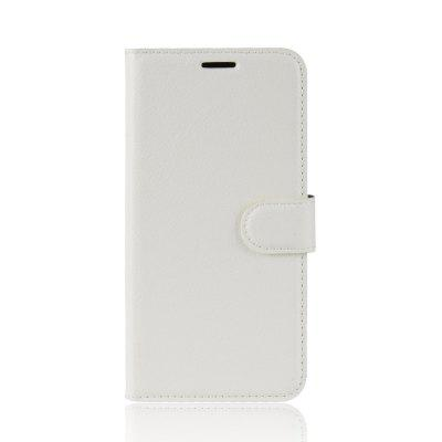 Card Protection Leather Phone Case for Wiko Y80