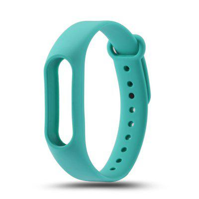 Sports Silicone Wrist Strap For Xiaomi Mi Band 2