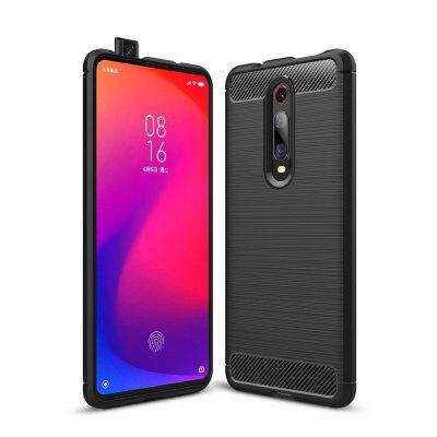 Shockproof Carbon Fiber Case Cover Xiaomi Mi 9T / 9T Pro