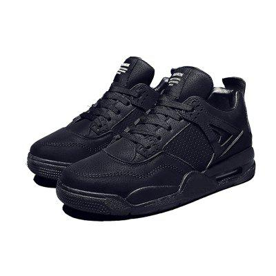 Winter Large Size Retro Old Shoes Men'S Sports Shoes Air Cushion Shoes