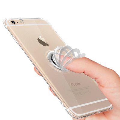 Drop Proof Finger Ring Ochranný telefon Pouzdro pro iPhone 6 Plus / iPhone 6S Plus