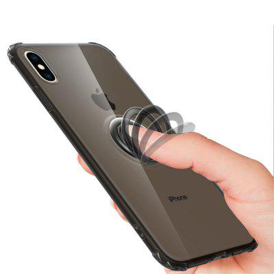 Drop Proof Finger Ring Protective Phone Case for iPhone X/iPhone XS