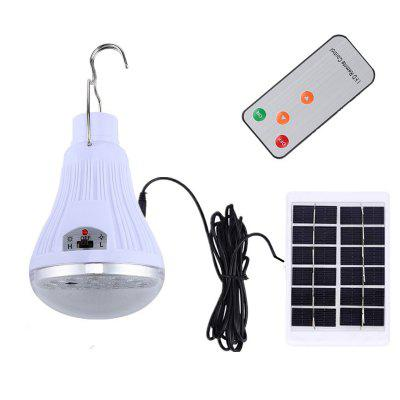 500lm LED Bulb Light Solar Energy Lamp