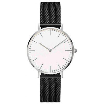 Reebonz Luxury Brand Women Watches Fashion Stainless Steel Strap Quartz Watch